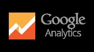 google analytics icon vector