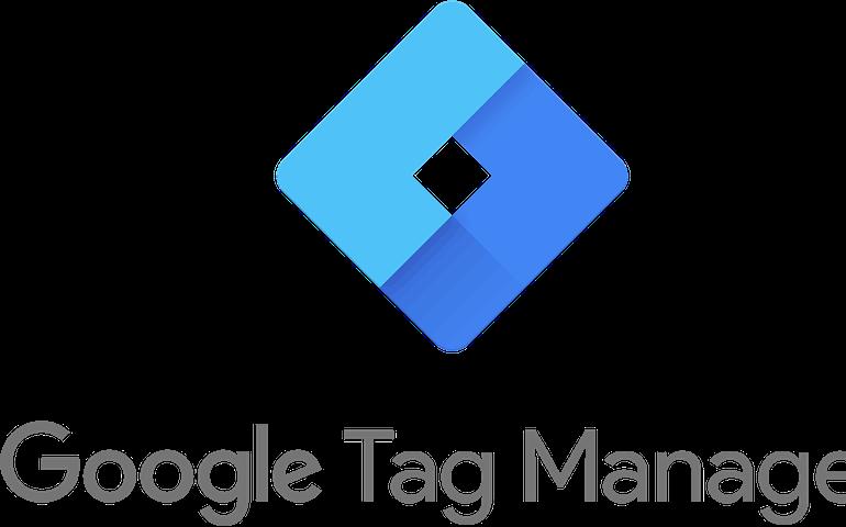 logo google tag manager